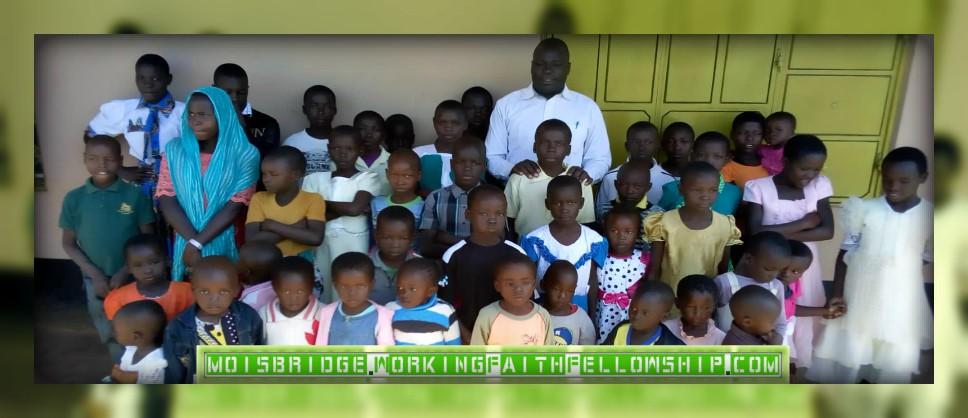 Serving the IMpoverished Children in Moi's Bridge Kenya WFF GMFC 29