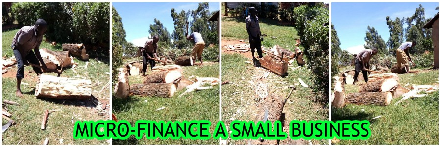 MICROFINANCE A SMALL BUSINESS KENYA WFF GMFC