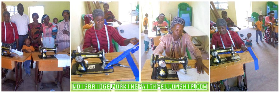 Moi's Bridge Sewing Program March 2019 banner