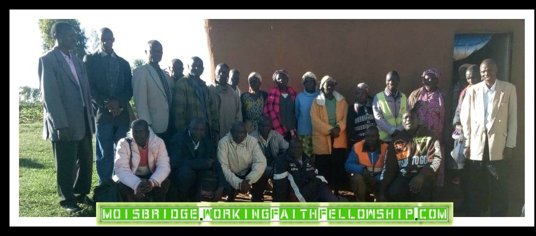 Kolongolo Kenya GMFC WFF Fellowship