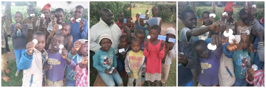 GMFC Evangelism Children Mois Bridge Western Kenya