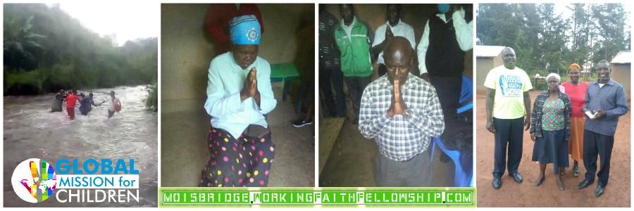 1st Mission Trip to Uganda Banner Kenya