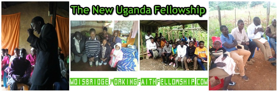 The Kapnandi Uganda WFF GMFC Fellowship Banner November 2 2020