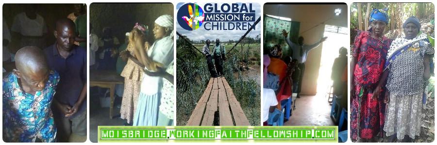 uganda heavenly nets kenya Jesus Christians