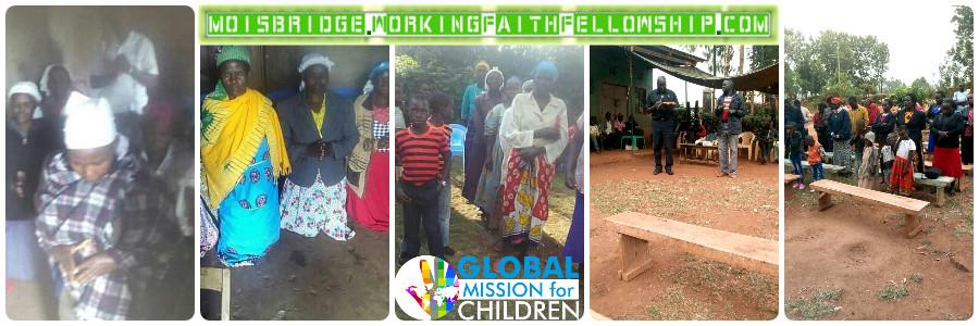 Mois bridge Kenya Uganda Christians Fishing for souls Banner